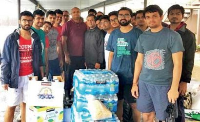 How Indian American community of Houston is helping in rehabilitation in the wake of Hurricane Harvey