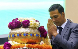 Akshay Kumar's Impromptu Speech And Fundraising Appeal Helps Raise Rs 6.5 Crores For Soldiers