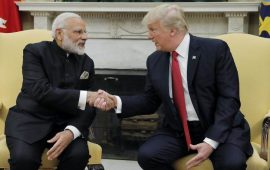 How India became the world leader in Trump projects