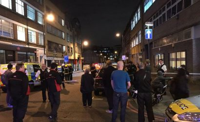 Angel station evacuated after suspect package found at North London Tube stop