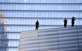Terror plot by ISIS sympathisers thwarted at concert venues in New York