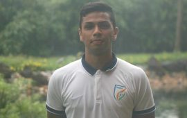 FIFA U-17 World Cup: Namit Deshpande becomes first NRI to start for India