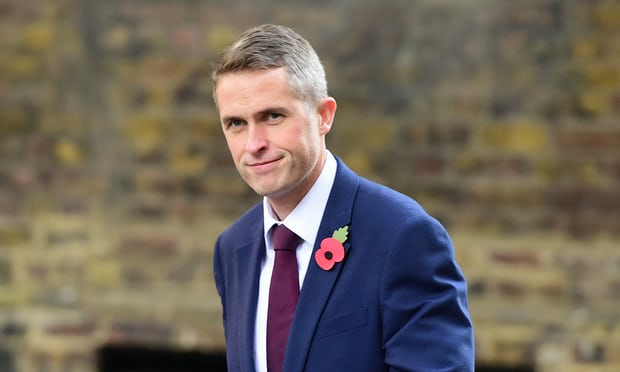 Gavin Williamson appointed new UK Defence Secretary