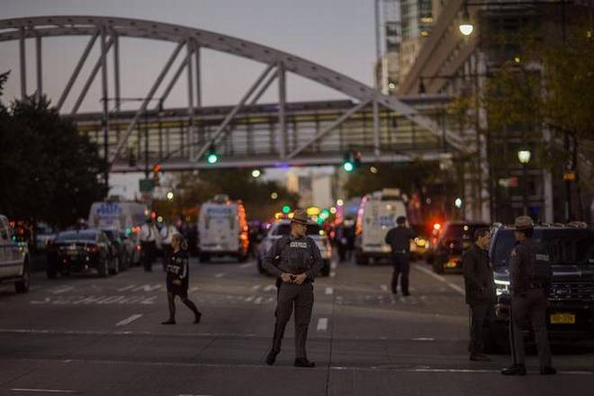 ISIS claims responsibility for New York terror attack